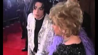 Michael Jackson ...That's What Friends Are For  ♥♥ (Michael and Elizabeth) wmv