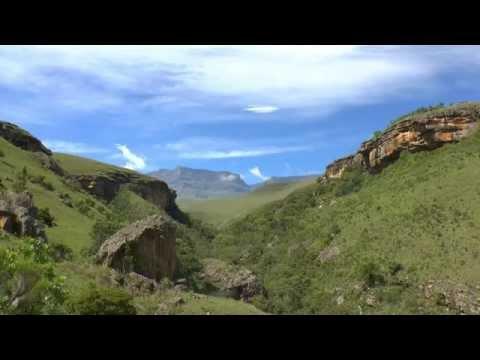 Giants Castle - Drakensberg Mountains South Africa
