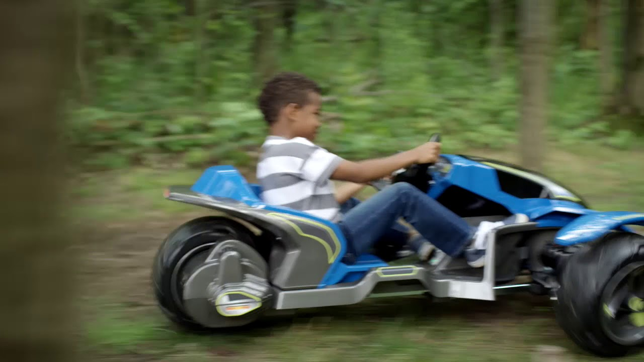 Power Wheels Boomerang Toys R Us Canada Youtube