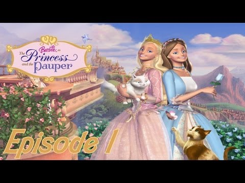 Let's Play [FR] - Barbie Coeur de Princesse - Ep.1 - Le commencement poster