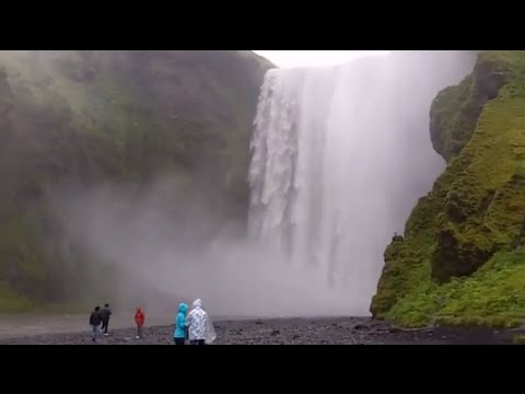 Top  Waterfalls of Iceland