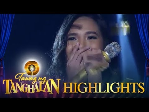Tawag ng Tanghalan: Elaine Duran is the first TNT record holder!