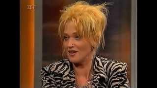Gaby Köster zu Gast bei Kerner ZDF 2000
