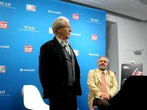 Sir Ian McKellen Gives Shakespearean Monologue