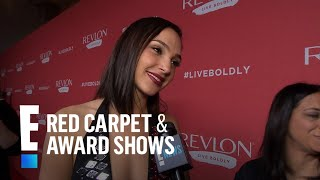 Gal Gadot Breaks Down Her Skin Care Regimen | E! Live from the Red Carpet