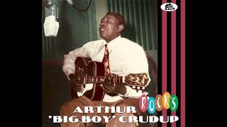Arthur Crudup - Rocks (CD) - Bear Family Records
