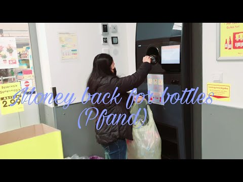 # How Germany Recycle plastic bottles/ Money Back for Bottles (Pfand)/