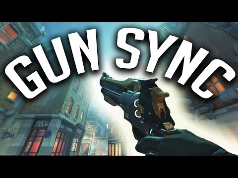 Overwatch Gun Sync - The Chainsmokers -...