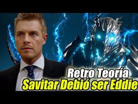 Savitar ERA EN REALIDAD Eddie Thawne - Retro Teoría The Flash Temporada 3