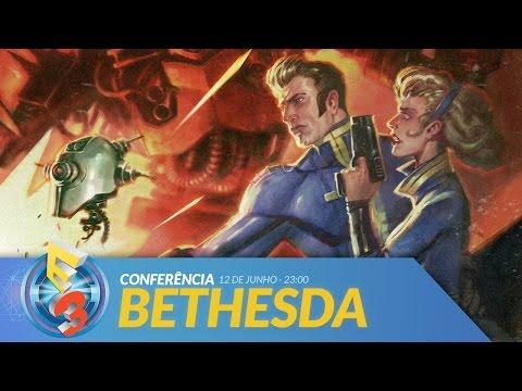E3 2016: conferência da Bethesda - cobertura ao vivo!