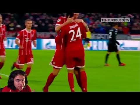 Bayern Munich Dominate PSG!!!  Bayern Munich vs PSG 3-1 Game Reaction