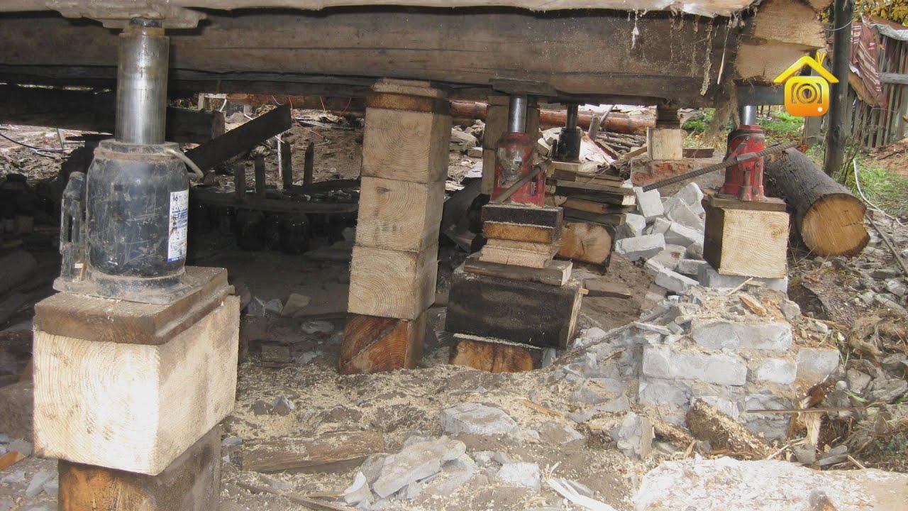 Как обустроить старый деревенский дом своими руками