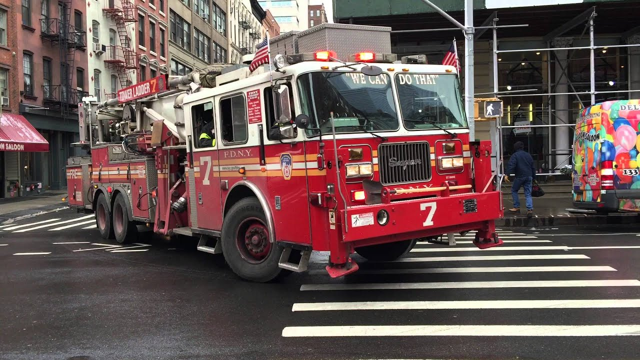 Fdny Tower Ladder 7 It39s Ssl Taking Up From Deadly 10 60