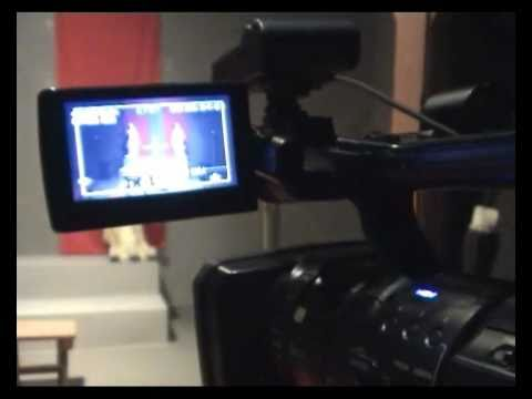 Filmmaking Tips Lighting DIY Shooting On Sony Z7s 1 3 Chip Camera