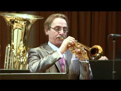 Allen Vizzutti and the Slovenian Philharmonic Brass Ensemble - TASF.....