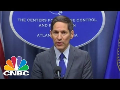 Health Care Worke Diagnosed with Ebola | CNBC