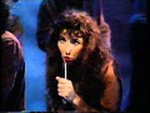 KATE BUSH-RUNNING UP THAT HILL-WOGAN BBC 1