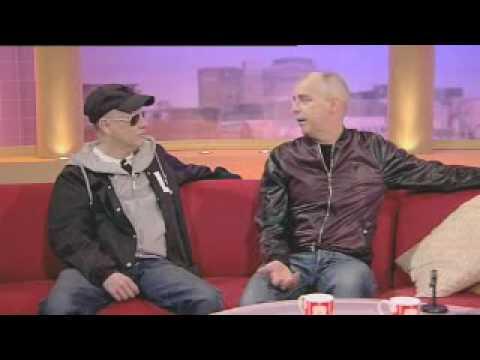 Pet Shop Boys------interviewed on GMTV (ITV1)