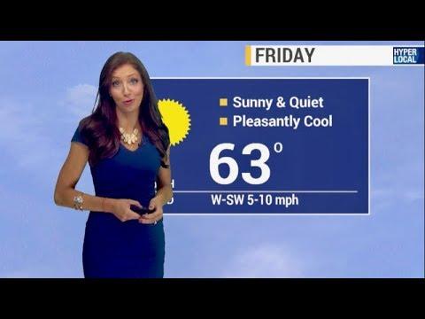 Repeat Meteorologist Heidi Werosta Reel - April 2018 by