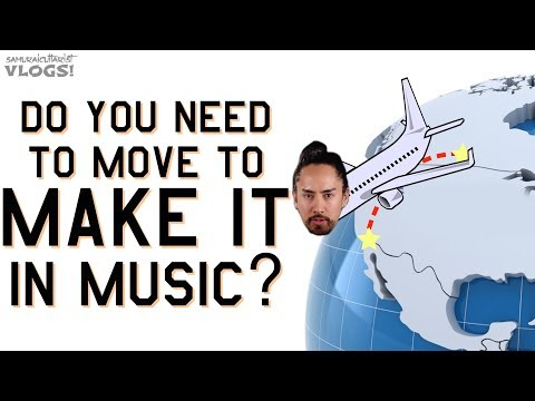 Do You Need To Move To Make It In Music?