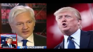Right After Assange Interview, Trump DESTROYED Democrats and Russia Hacks with Just 3 Tweets!!