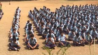 Motivation to students sri  sant tukaram vidyalaya