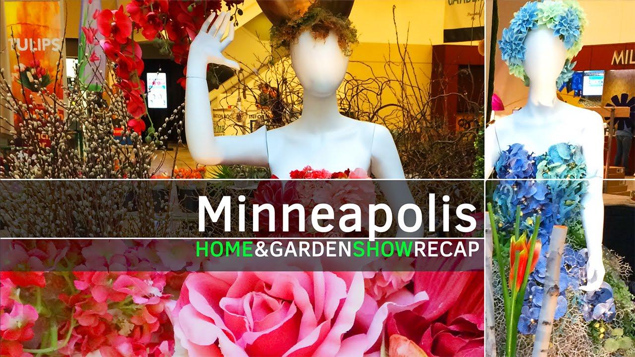 Minneapolis home and garden show recap featuring diamond - Home and garden show minneapolis ...