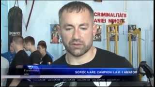 SOROCA ARE CAMPIONI LA K1 AMATOR