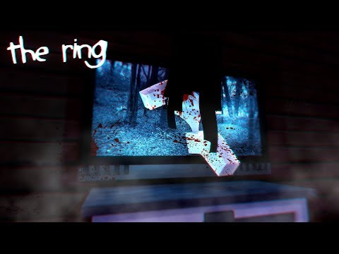 THE GIRL FROM THE RING COMES OUT OF MY TV!! w/Little Carly (Minecraft Roleplay)