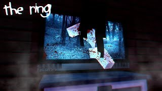 Video THE GIRL FROM THE RING COMES OUT OF MY TV!! w/Little Carly (Minecraft Roleplay) download MP3, 3GP, MP4, WEBM, AVI, FLV Januari 2018