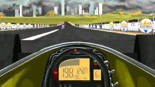 Al Unser, Jr  Arcade Racing. Special for-Old Games.ru