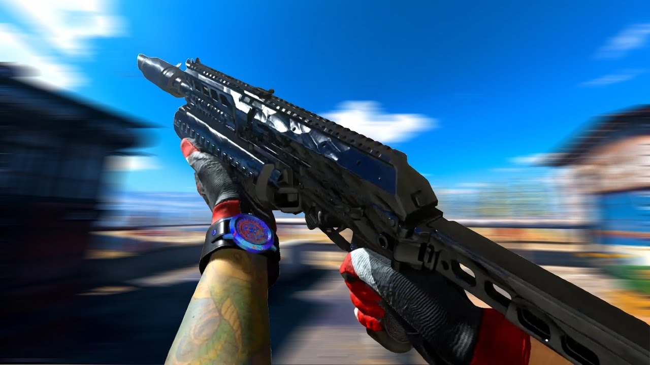Download THE **NEW** BUFFED BIZON IS INSANE !!! (MW SnD) - Search and Destroy Bizon