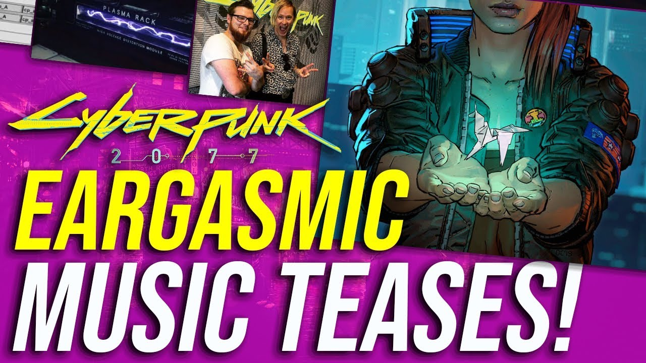 Cyberpunk 2077 News - NEW Music Teases, Most Wanted Game Award & New Content Soon? thumbnail