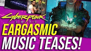 Cyberpunk 2077 News - NEW Music Teases, Most Wanted Game Award & New Content Soon?