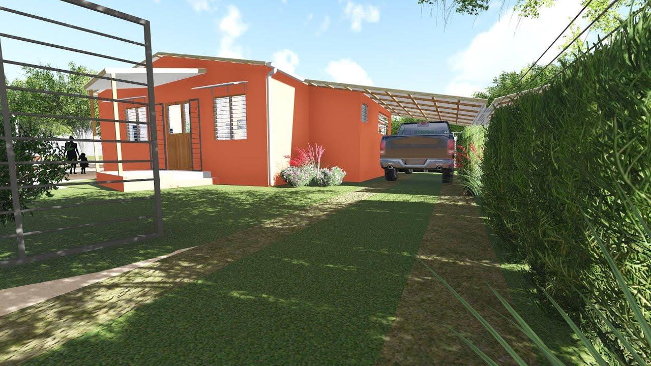 villa 4 chambres au prix d 39 une voiture youtube. Black Bedroom Furniture Sets. Home Design Ideas