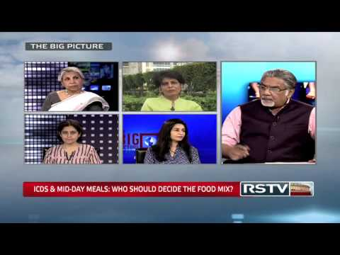 The Big Picture - ICDS & Mid-day meals: Who should decide the food mix?