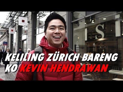 Keliling Kota Zurich FEAT Kevin Hendrawan | Swiss VLOG