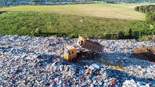 Московский мусор мешает соседям