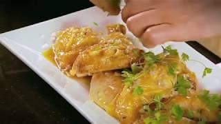 Marco Pierre White recipe for Warm chicken a la vinaigrette