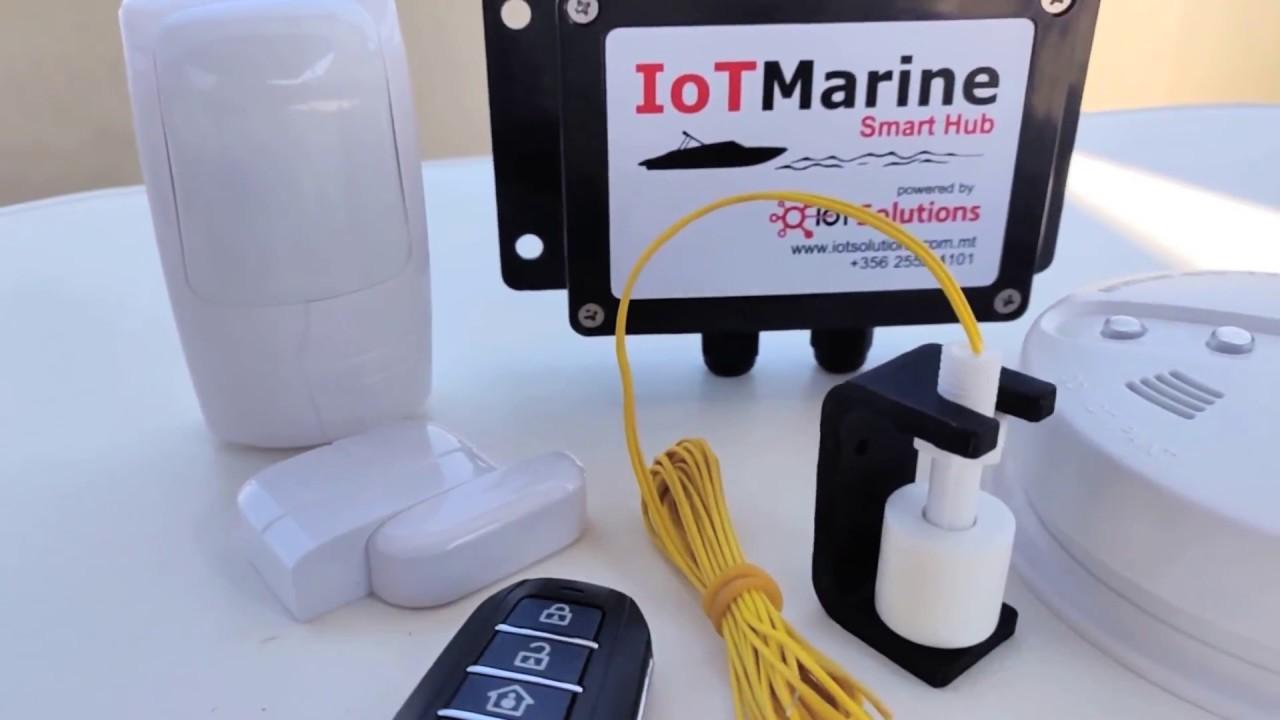 IoT Marine