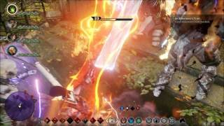Dragon Age: Inquisition - Reaver Rage'n'Roll in Jaws of Hakkon - Nightmare + All Trials