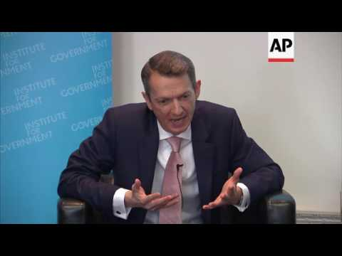 BoE's chief economist on Brexit risk forecast