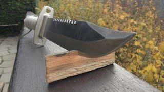 Revue du couteau de survie 8 pouces!