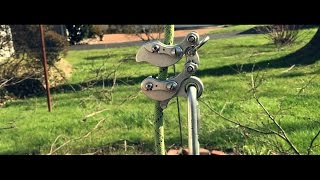 Video Using The Akimbo For Single Line Climbing Tree Work  & Vermeer Stump Grinding download MP3, 3GP, MP4, WEBM, AVI, FLV Desember 2017