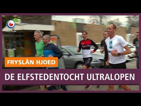 REPO: Ultraloper Julius loopt de Elfstedentocht