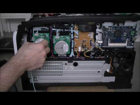 HP laserjet pro 400 color printer teardown part 2