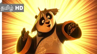 Kung Fu panda 3 (2016) - I Am The Dragon Warrior Scene Tamil 10 | Movieclips Tamil