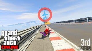 מרוץ מזוייף!!! (גיטיאיי 5 אונליין) - GTA 5 Online