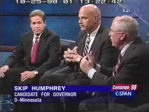 jesse ventura governors debate