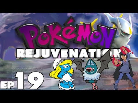 Pokemon Rejuvenation - Part 19: Crow Abductions